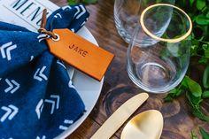 Voyage   Event   Winter Wedding   Michigan   Event Design: Take A Seat Events   Photo: Amanda Dumouchelle Photography