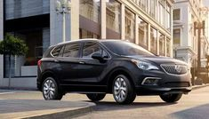 2017 Buick Envision - exterior