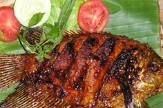 Resep Ikan Gurame Bakar Cianjur