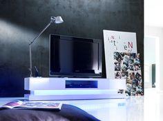 Tv Lowboard Hochglanz Weiss Woody 41 01187 Modern Jetzt Bestellen Unter Moebelladendirektde Wohnzimmer Hifi Moebel Lowboards Uid8c105f60