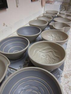 bowl demos    Gary Jackson: Fire When Ready Pottery