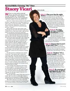 Today's Woman January 2012
