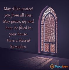 May Allah bless us all in this beautiful month! Find here a wealth of Ramadan resources. Islamic Phrases, Islamic Qoutes, Islamic Images, Islamic Pictures, Islamic Messages, Religious Quotes, Bon Ramadan, Ramadan Cards, Islam Ramadan