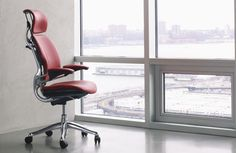 Ergonomics is the study of how to improve efficiency and comfort in a work place. Correct ergonomic design helps to reduce discomfort at work, which increases job satisfaction, productivity and well-being – and reduces costs to the organization in the long run.