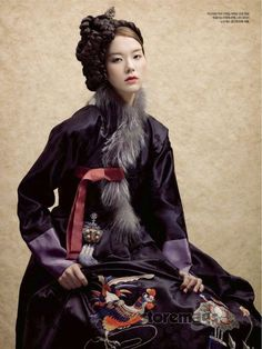 Harper's Bazaar Korea Feb 2012