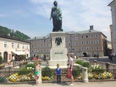 Salzburg met kinderen: citytrip, zomervakantie of tussenstop? Het kan allemaal!