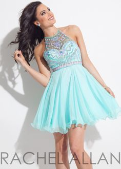 Rachel Allan – Shop fall spring 2018 poofy prom dresses, cocktail dresses, floral homecoming dresses, pageant ball gowns from prom dress outlet. Poofy Prom Dresses, Floral Homecoming Dresses, Pretty Prom Dresses, Cute Dresses, Short Dresses, Formal Dresses, A Line Shorts, Long Evening Gowns, Beaded Chiffon