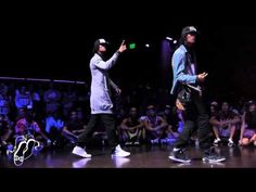Les Twins vs Control Freakz  Top 4  & Les Twins vs Zamounda  Final  FSS15 All Styles  SxS Dance