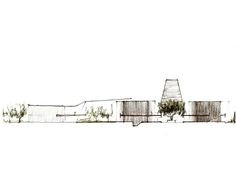 Image 9 of 18 from gallery of In Progress: Cinema Museum / TALLER Mauricio Rocha + Gabriela Carrillo. Elevation 01