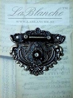 Metallverschluss -Elegant- - LaBlanche Webshop