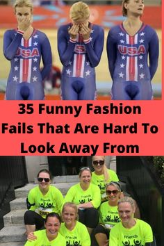 Whenever we go out anywhere, we always do our best to dress nicely or, at the very least, appropriately. But there are times when we do fail in fashion.