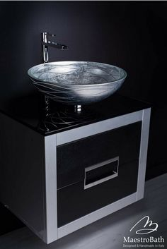 The Passage Of Light Across This Wash Basin Will Create Beautiful Wavy  Patters On The Countertop · Bathroom FixturesBathroom SinksBathroom Stuff Luxury ...