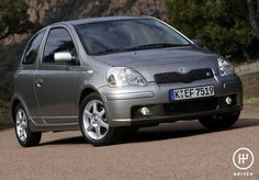 Toyota Yaris T-Sport photos, picture # size: Toyota Yaris T-Sport photos - one of the models of cars manufactured by Toyota Toyota Car Models, Toyota Cars, Toyota 2000gt, Passat B6, All Cars, Nice Cars, Sports Pictures, Cars And Motorcycles, Super Cars