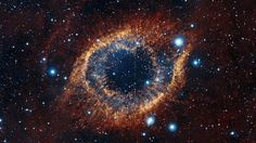 Helix Nebula: birth of a white dwarf