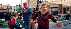 Marvel And Dc Superheroes, Marvel And Dc Characters, Marvel Heroes, Avengers Art, Marvel Avengers Movies, Marvel X, Wanda Marvel, Wanda And Vision, Elizabeth Olsen