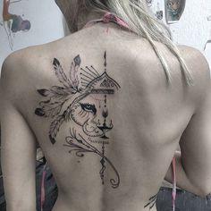 Valeeww  #tattoo #tatuagem #finelinetattoo Wolf Tattoos, Cute Tattoos, Beautiful Tattoos, New Tattoos, Tatoo Designs, Tattoo Skin, Makeup Tattoos, Fine Line Tattoos, Skin Art