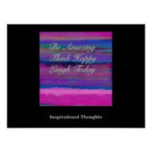 Inspirational Thoughts by Carole Tomlinson Poster