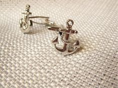 Would make a great gift with meaning to embrace life. The anchor is a symbol of strength and stability, both in lifestyle or in faith, and also signifies a fearless enjoyment of life. So our smart and stylish anchor cufflinks are the perfect gift to support your friends or loved-ones as they travel through life, make changes, or embark on new adventures, and strive to achieve goals. Good Luck Gifts, Great Gifts, Anchor Jewelry, Symbols Of Strength, Meaningful Gifts, Stability, Special Events, Belly Button Rings, Have Fun