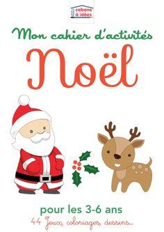 Ce cahier de vacances Noël maternelle d'activités occupera vos tout-petits pendant la période de l'avent et à Noël ! Il est parfait pour faire patienter les petits de maternelle qui ont hâteLire la suite...