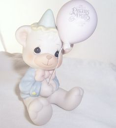 1988 Precious Moment Figurine 1988 Have A by EarthlieTreasures, $10.95