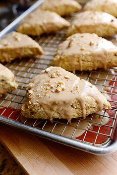 Maple Oat Nut Scones by Ree Drummond / The Pioneer Woman, via Flickr