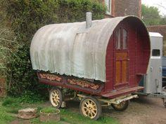 Gypsy Bowtop Caravan | eBay