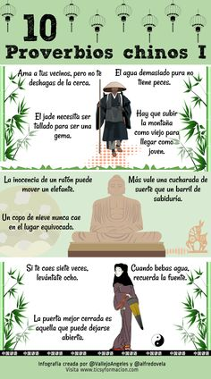 10 proverbios chinos (I) - Jiu Jitsu Frases, Message Positif, Motivational Quotes, Inspirational Quotes, Les Sentiments, Positive Mind, Osho, More Than Words, Haiku