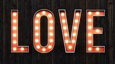 Video Tutorial: Vintage Marquee Bulb Sign in Photoshop