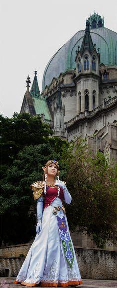 Zelda Twilight Princess Cosplay by laahmichelle.