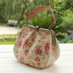 Purse Frame For DIY Bags http://www.aliexpress.com/store/product/20CM-Metal-Frame-Bag-Purse-Clutch-Clasp-Frame-Bags-Accessoires-Free-Shipping-Frame25/1687168_32549229280.html