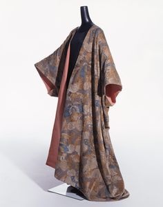Kimono Mariano Fortuny, 1910s The Kyoto Costume Institute
