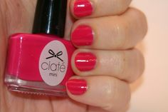 Notes and Nails: My Take On: Ciate Raspberry Collins