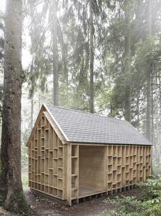 Forest Refuge  / Bernd Riegger Architektur