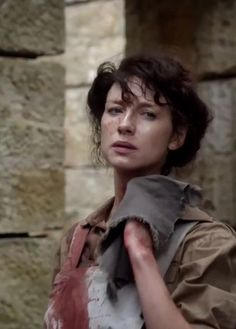 Nurse Claire Randall before Jamie - Outlander
