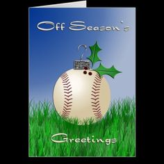 Off Season's Greetings Cards