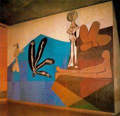 ***La caída de ÍCARO, 1947. Unesco.