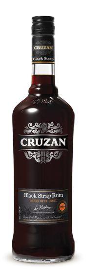 » Cruzan® Black Strap Rum