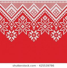 52 Best Ideas For Knitting Charts Winter Free Crochet Beginner Knitting Projects, Knitting Blogs, Knitting Charts, Easy Knitting, Knitting Designs, Weaving Patterns, Fabric Patterns, Scandinavian Pattern, Knitting Machine Patterns