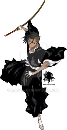 Art Commish 98 by on DeviantArt Skins Characters, Naruto Oc Characters, Bleach Characters, Black Anime Characters, Fantasy Characters, Fantasy Character Design, Character Concept, Character Art, Bleach Fanart
