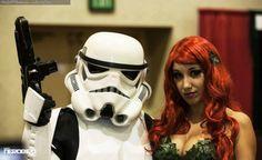 Os fotógrafos Brian DeCania e Eric Beymer estavam cobrindo a Las Vegas Comic Expo, confira nesta matéria as fotos que tiraram no evento.