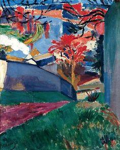 André Derain / Bougival, c. 1904