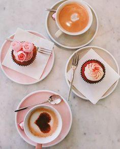 rose cupcake from peggy porschen london