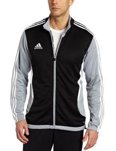 adidas Men's Tiro 11 Training Jacket (Black, Silver, White, Large) adidas,http://www.amazon.com/dp/B004B32QKE/ref=cm_sw_r_pi_dp_Otyrsb0TV7K5D40P