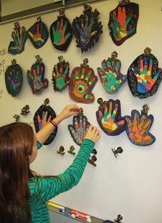 Aboriginal Hands | Dali's Moustache