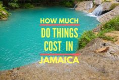 How Much Do Things Cost in Jamaica?