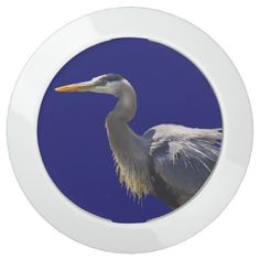 Great Blue Heron Bird Animal USB Charging Station