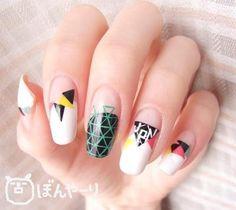 Perfume nail