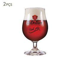 Jogo de Taças para Cerveja Dado Bier - 400ml