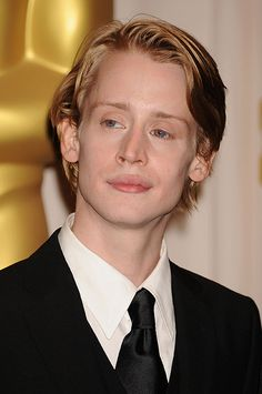 I picked Macaulay culkin has Mitch, because hes a weird guy now after all those drugs.