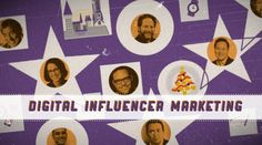 """How to Get In With the """"In Crowd"""": Digital Influencer #Marketing for Brands - #Infographic #SMM #digitalmarketing"""
